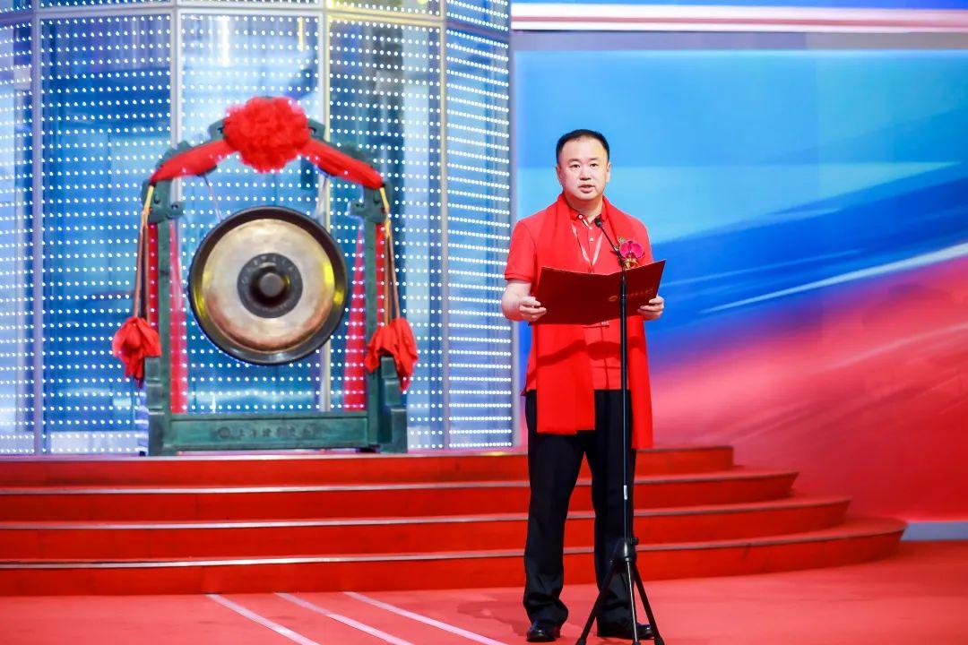 英科再生董事长刘方毅致辞
