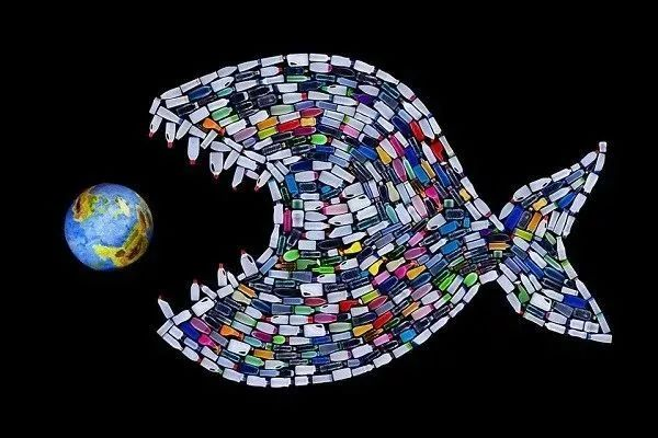 現在塑料已經成為產量最高的人造材料