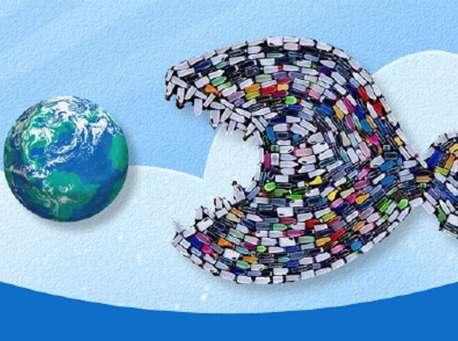 塑料已經成為產量最高的人造材料