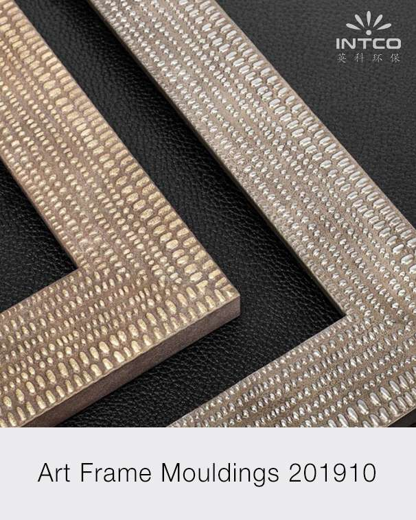 Oct.2019Minimalist style polystyrene picture frame mouldings PDF catalog cover