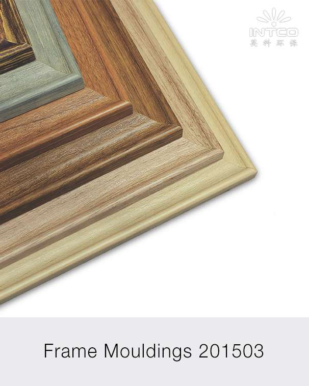 Mar.2015 classic wood style polystyrene picture frame mouldings PDF catalog cover