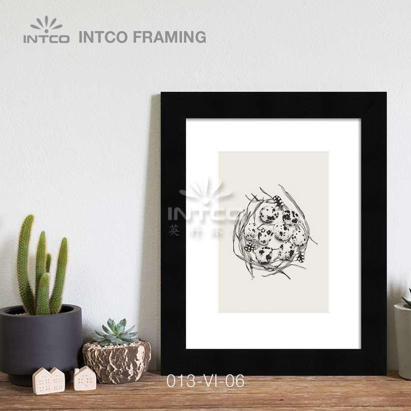 013-VI-06 PS picture frame moulding idea
