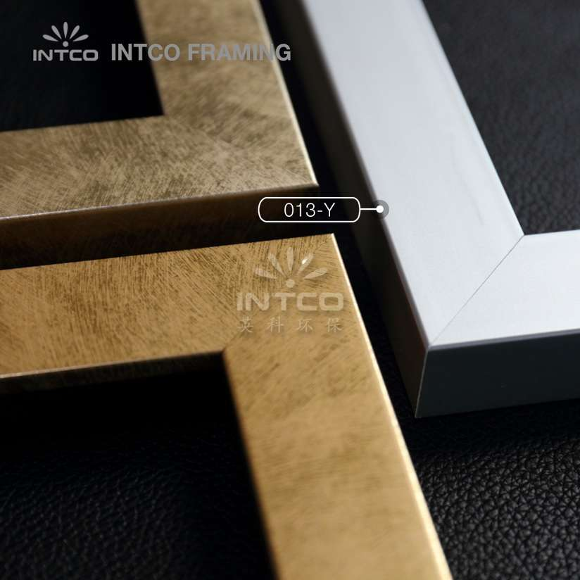 013 series PS picture frame mouldings
