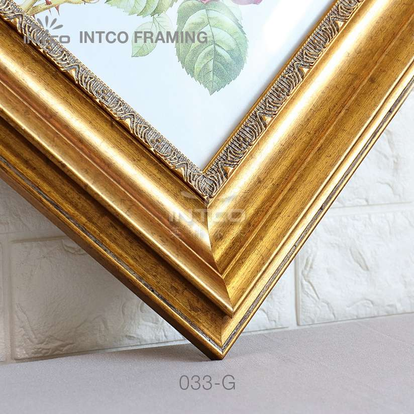 INTCO 033-G picture framing material