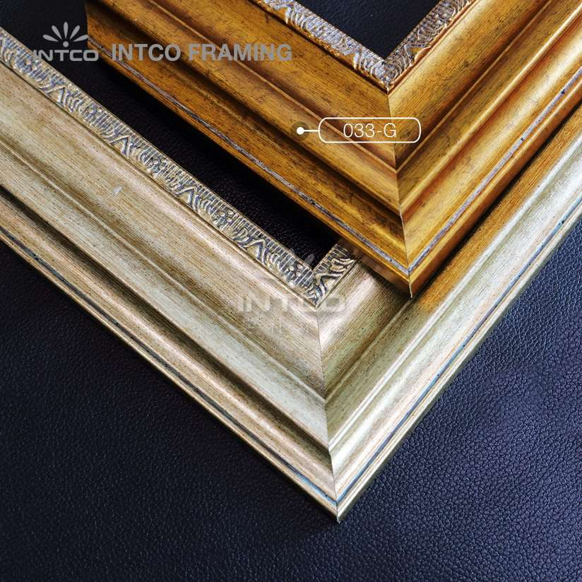 INTCO 033 series PS picture frame mouldings