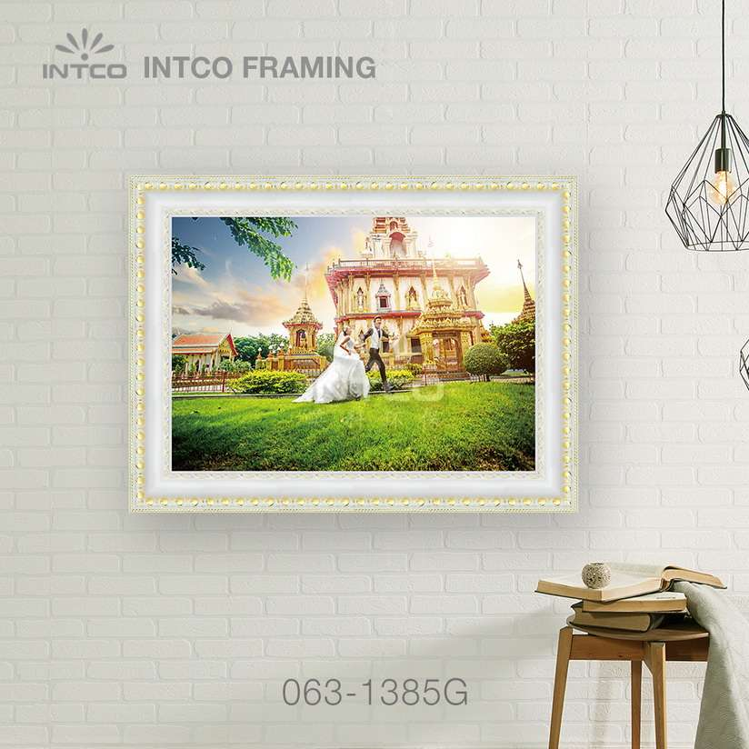 063-1385G mouldings for wall wedding frame ideas