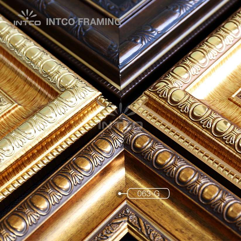063 series PS picture frame mouldings