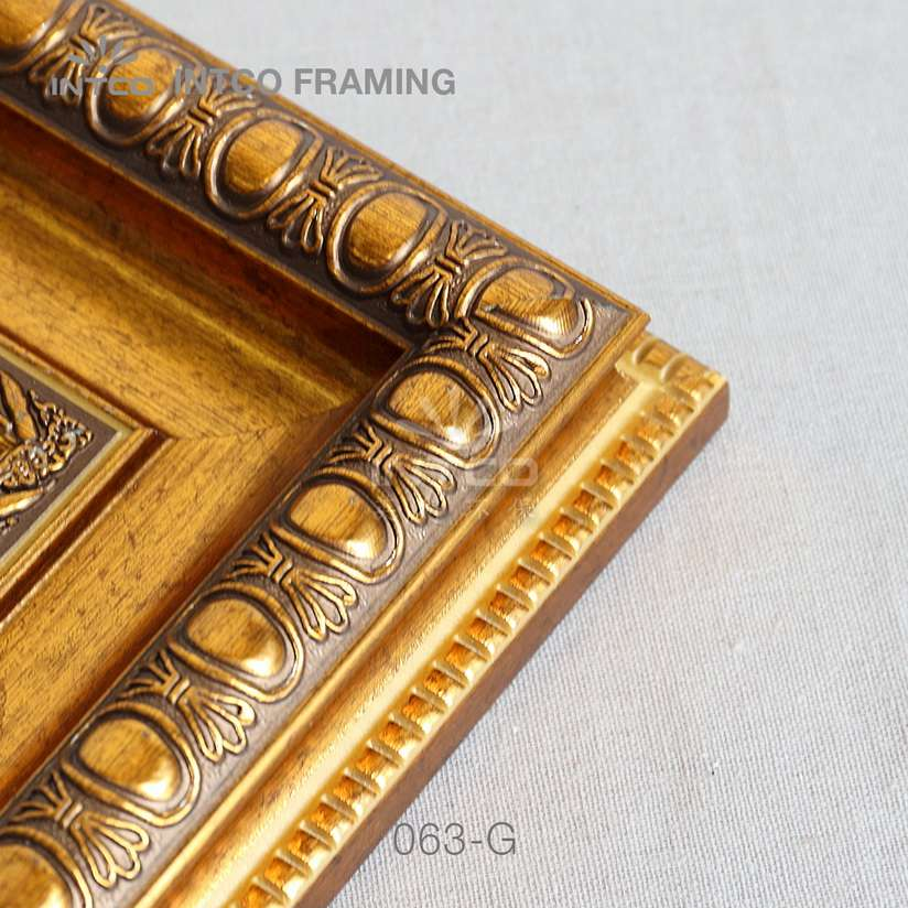 063-G PS picture frame mouldings details