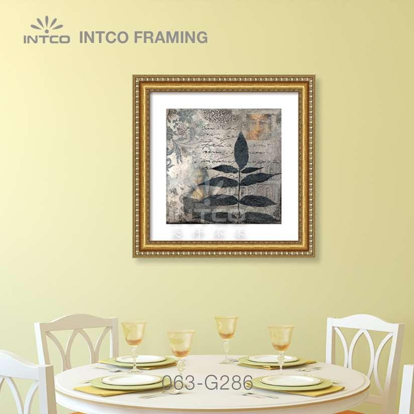 063-G286 mouldings for wall art frame ideas