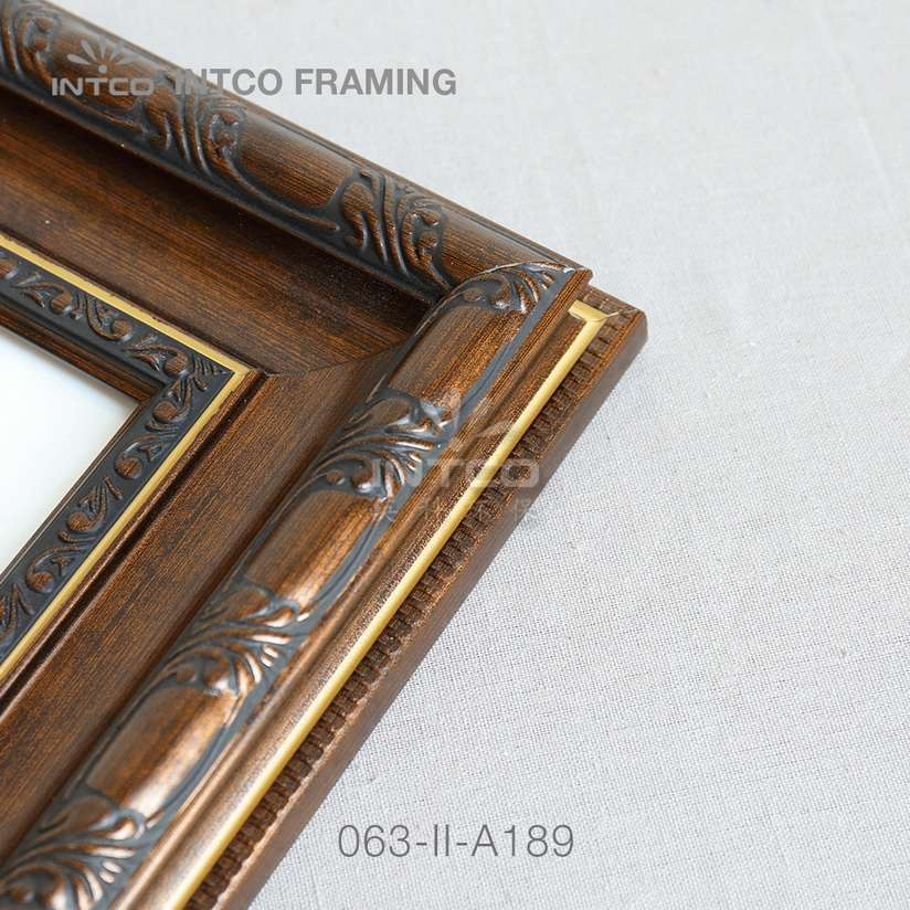 063 series PS picture frame mouldings details