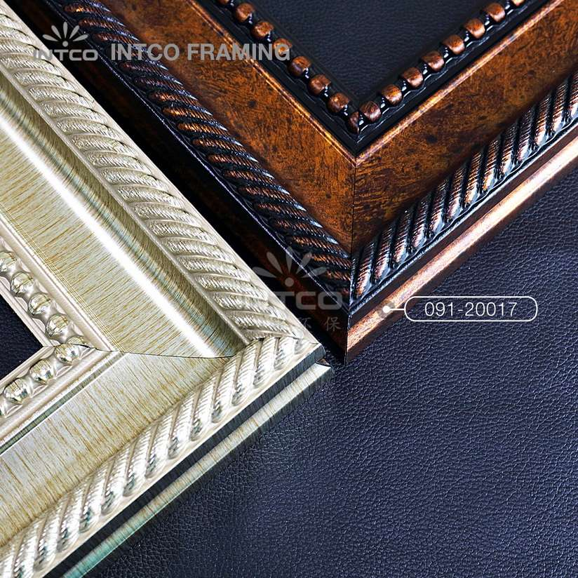 091 series PS picture frame mouldings