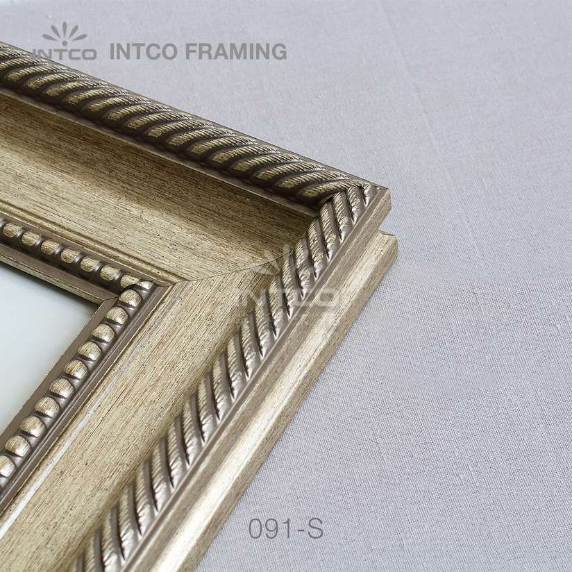 091-S PS picture frame mouldings details