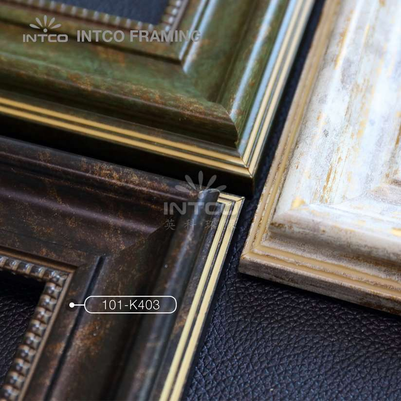 101 series PS picture frame mouldings