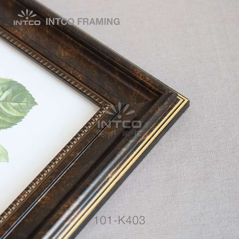 101-K403 PS picture frame corner detail