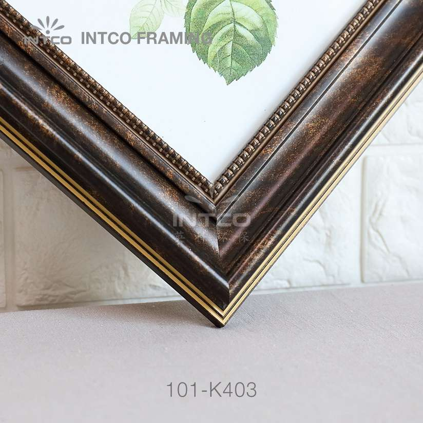 101-K403 PS picture frame moulding detail