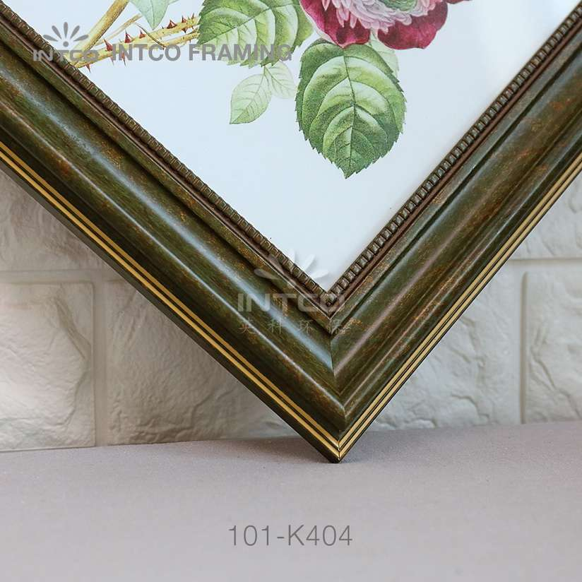 101-K404 PS picture frame moulding detail