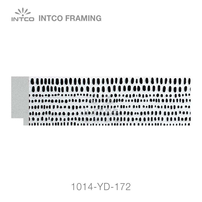 1014-YD-172 PS photo frame moulding swatch sample
