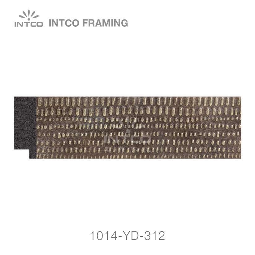 1014-YD-312 PS photo frame moulding swatch sample
