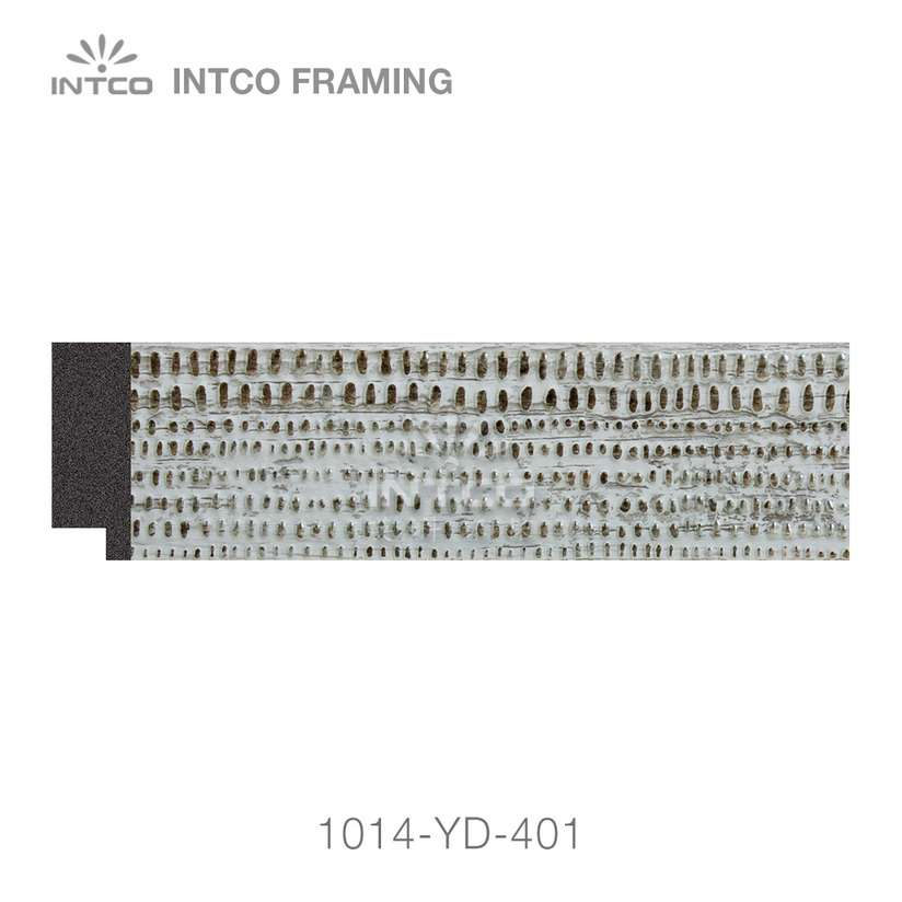 1014-YD-401 PS photo frame moulding swatch sample