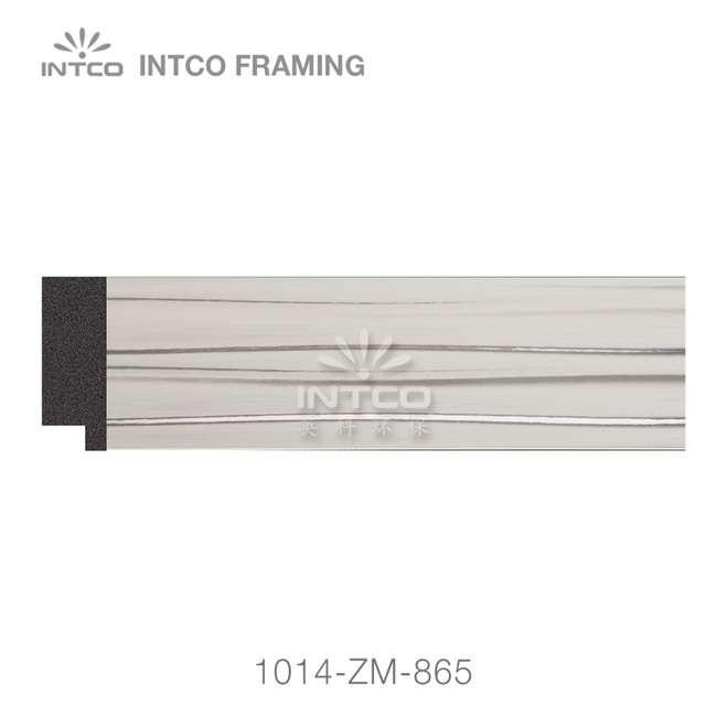 1014-ZM-865 PS frame moulding swatch sample