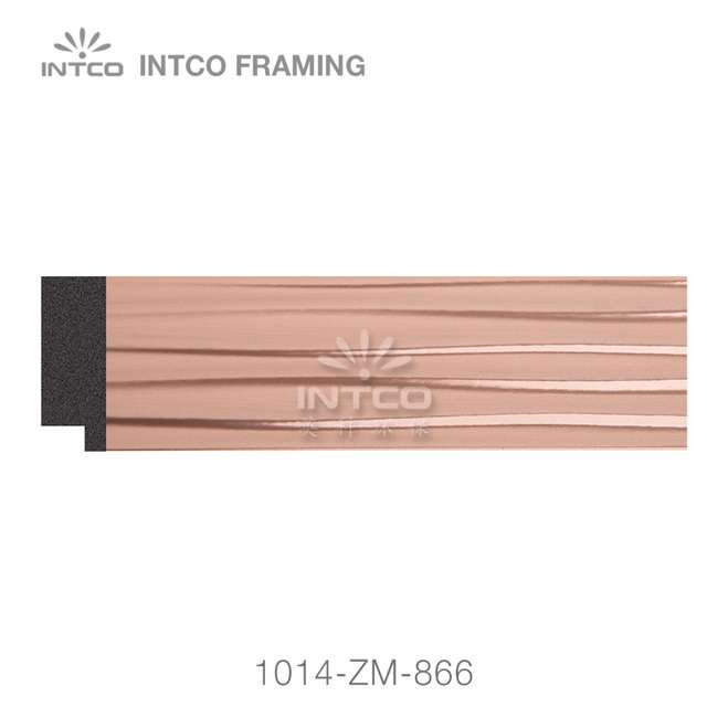 1014-ZM-866 PS frame moulding swatch sample