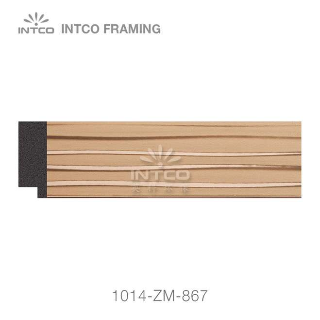 1014-ZM-867 PS photo frame moulding swatch sample