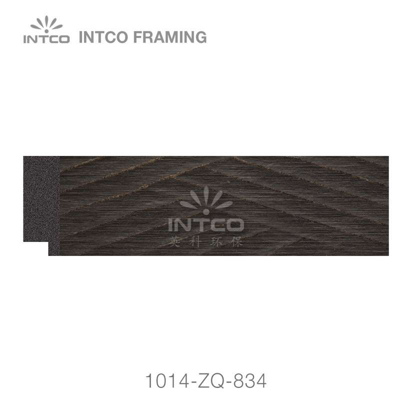 1014-ZQ-834 PS photo frame moulding swatch sample