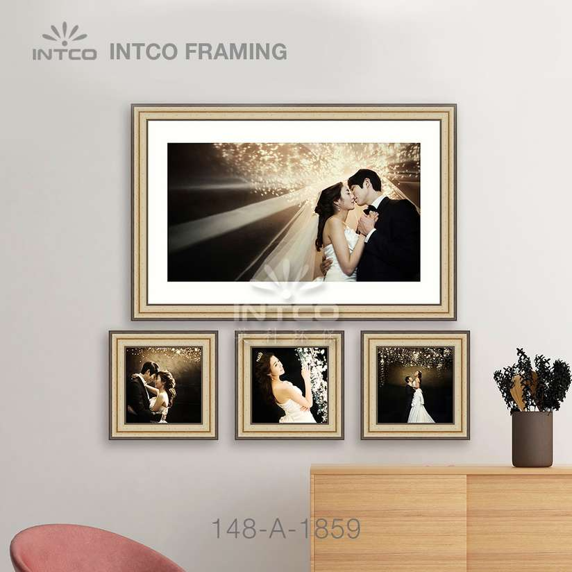 INTCO 148-A-1859 mouldings for wall wedding frames idea