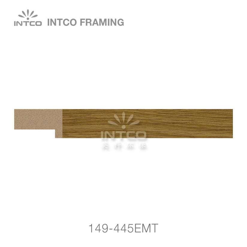 149-445EMT PS picture frame moulding swatch sample