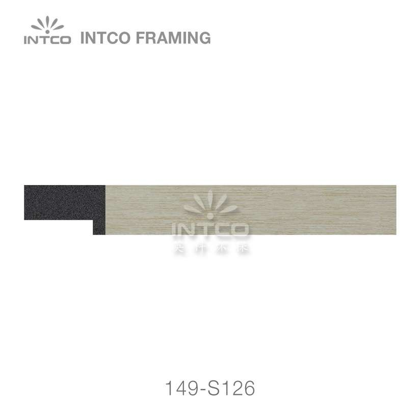 149-S126 PS picture frame moulding swatch sample