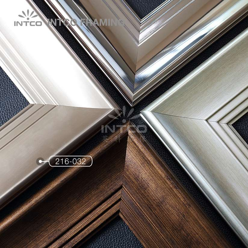 216 series PS picture frame mouldings
