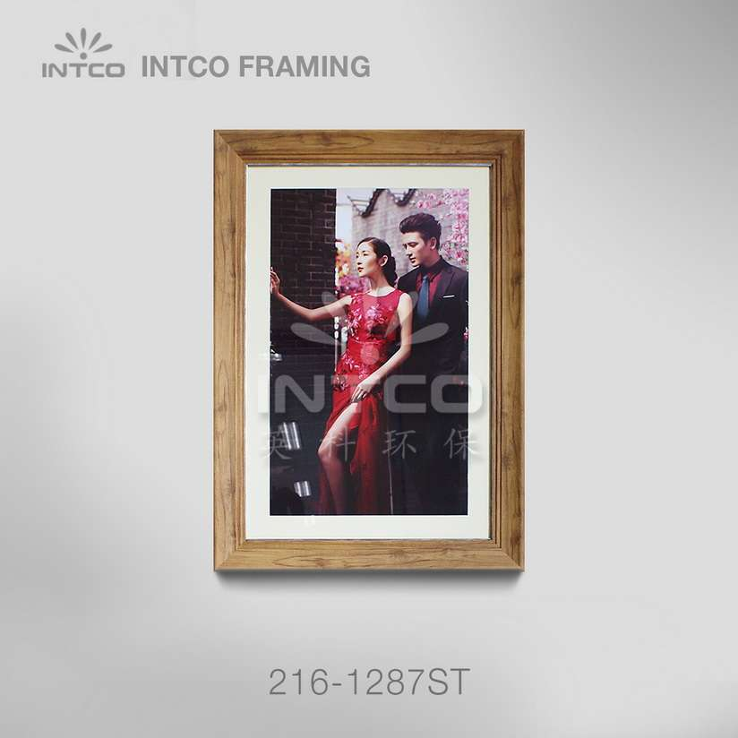 Application of 216-1287ST mouldings for wedding photo frame making