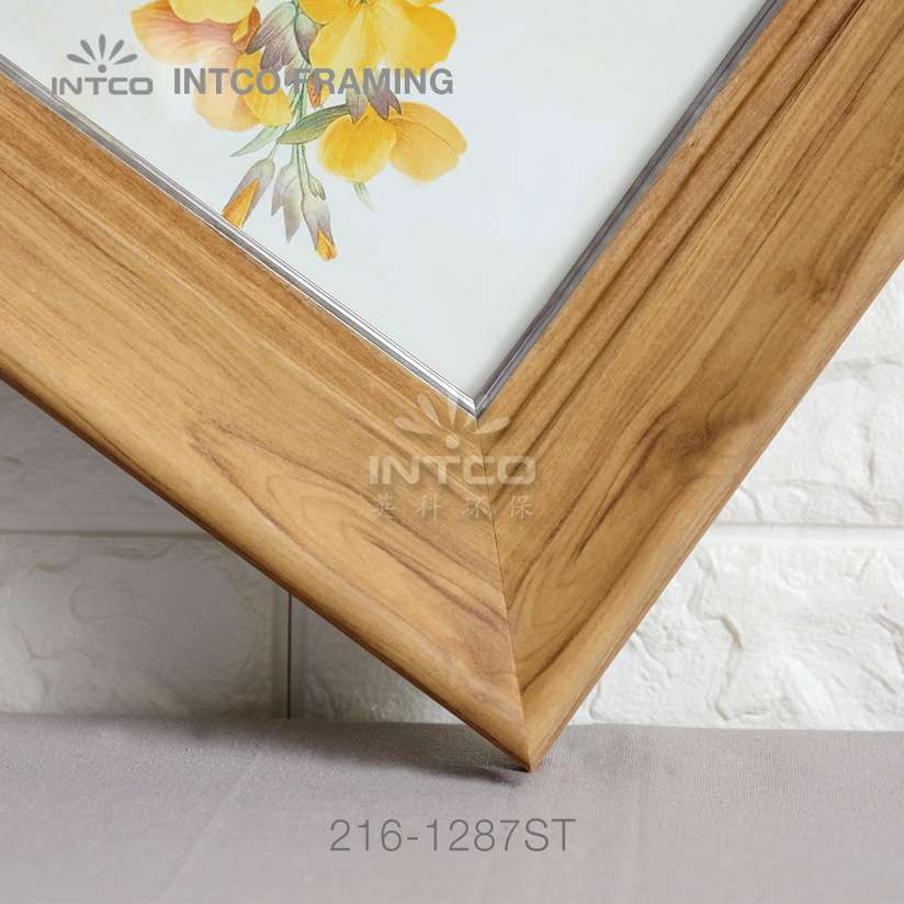 216-1287ST PS wedding photo frame moulding detail