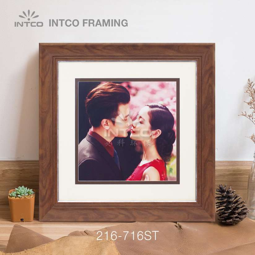 Application of 216-716ST mouldings for wedding photo frame making