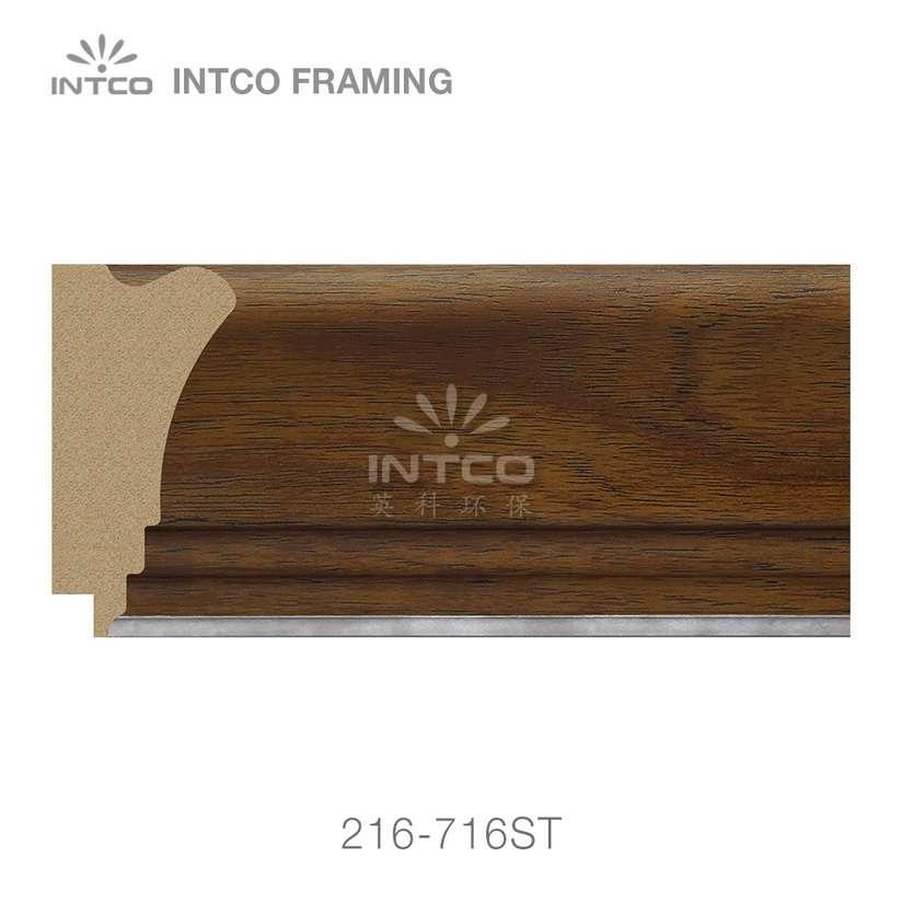 216-716ST polystyrene wedding photo frame moulding swatch sample
