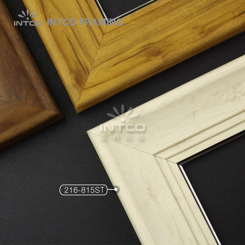216 series PS wedding photo frame mouldings