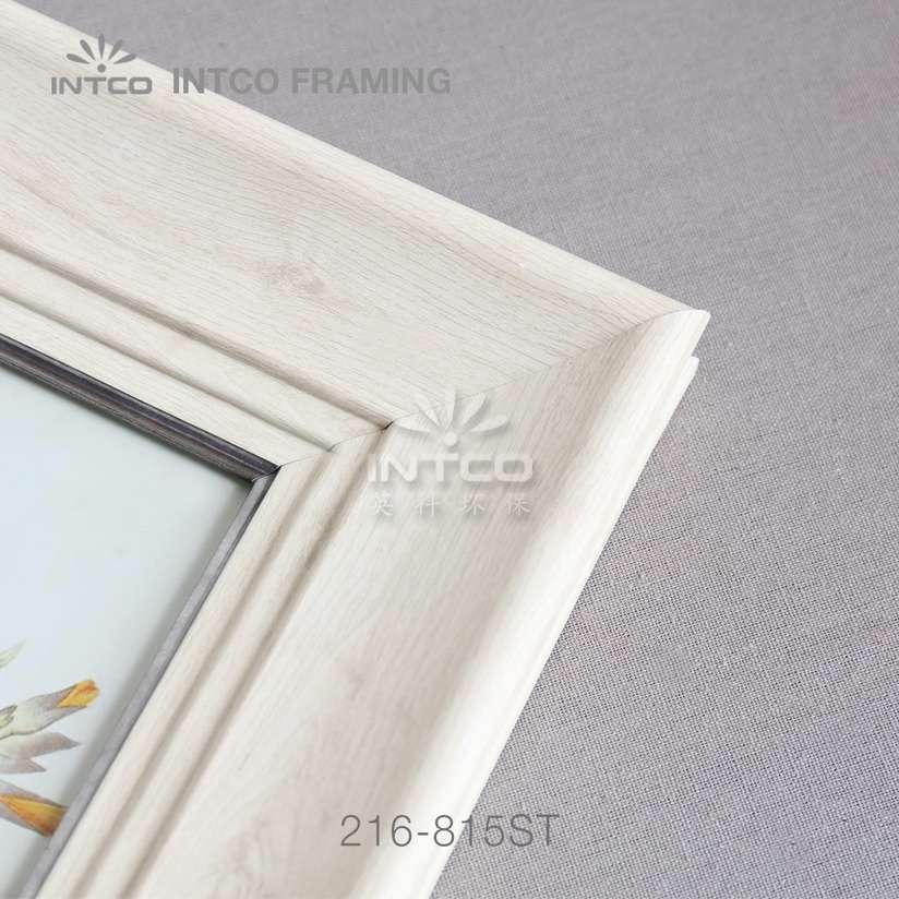 216-815ST PS wedding photo frame corner detail