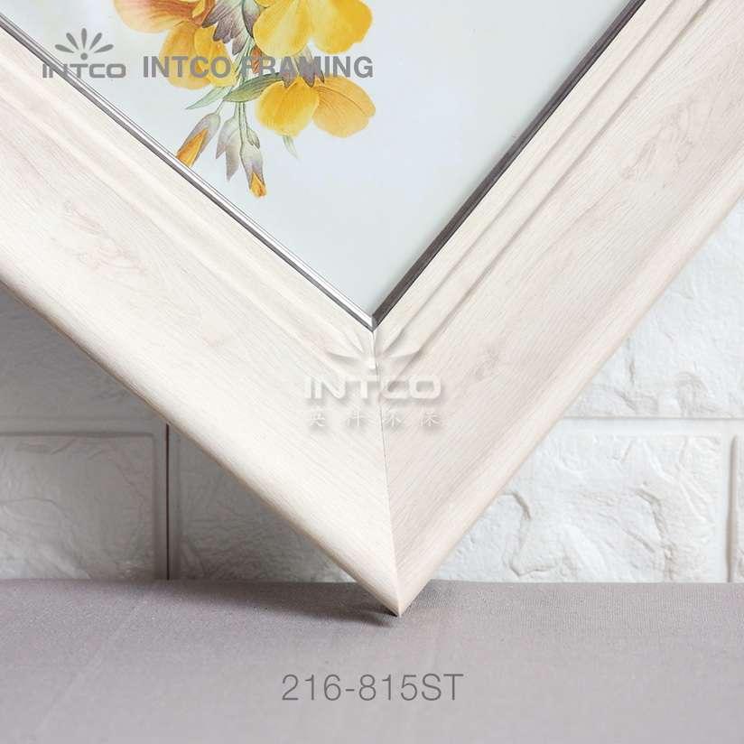 216-815ST PS wedding photo frame moulding detail