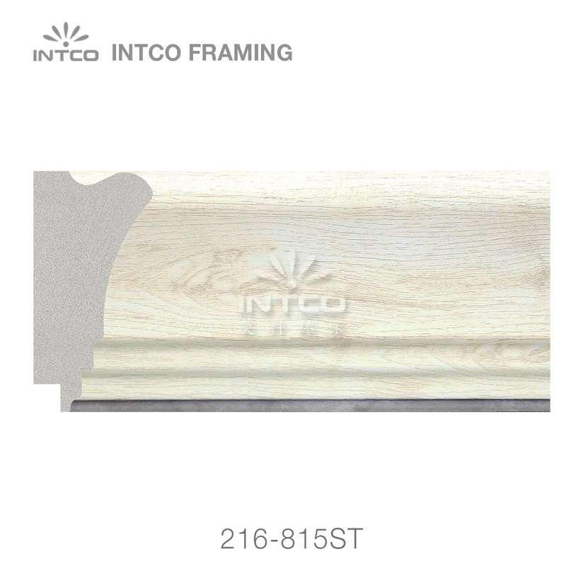 216-815ST polystyrene wedding photo frame moulding swatch sample