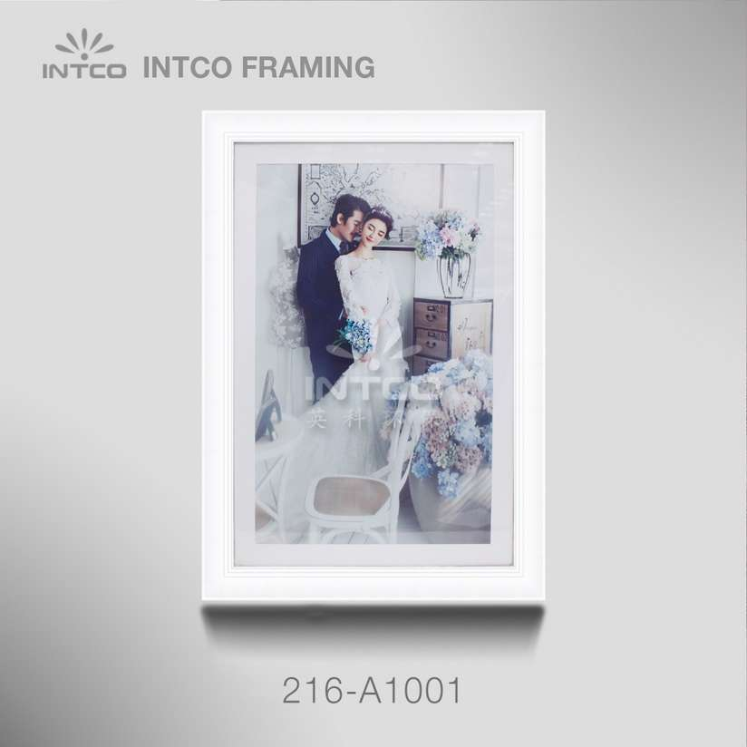 Application of 216-A1001 mouldings for wedding photo frame making