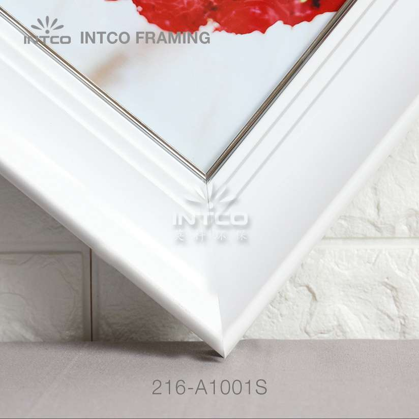 216-A1001 PS wedding photo frame moulding detail