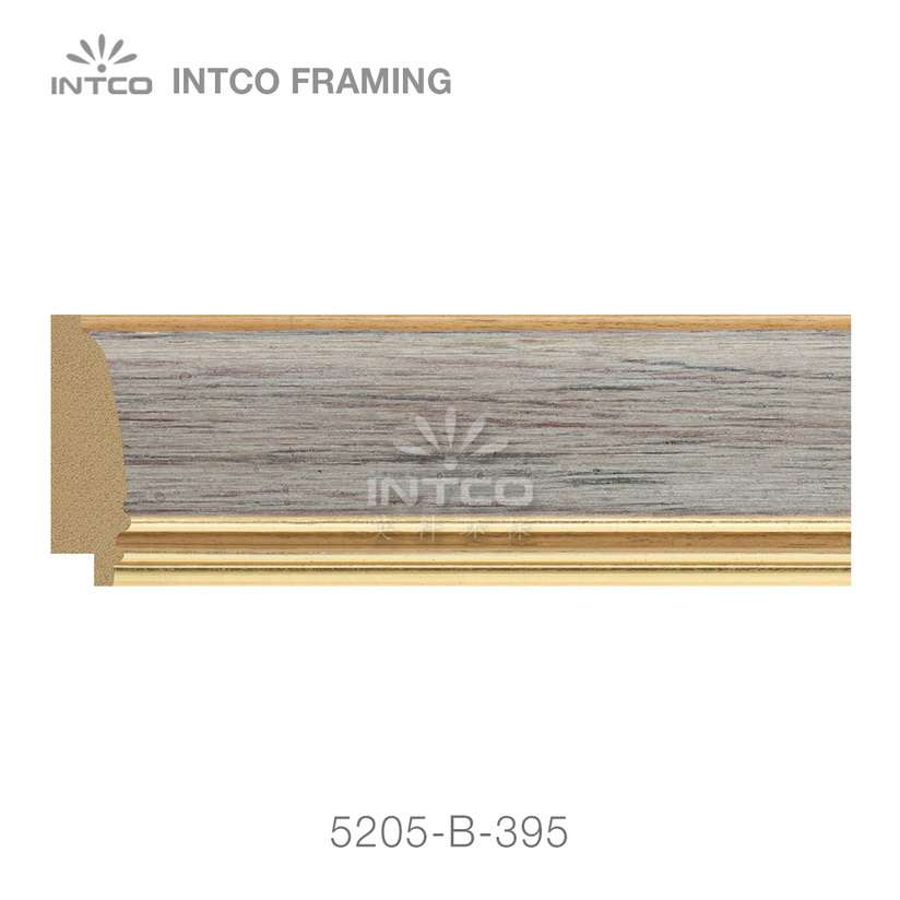 5205-B-395 polystyrene picture frame moulding for sale