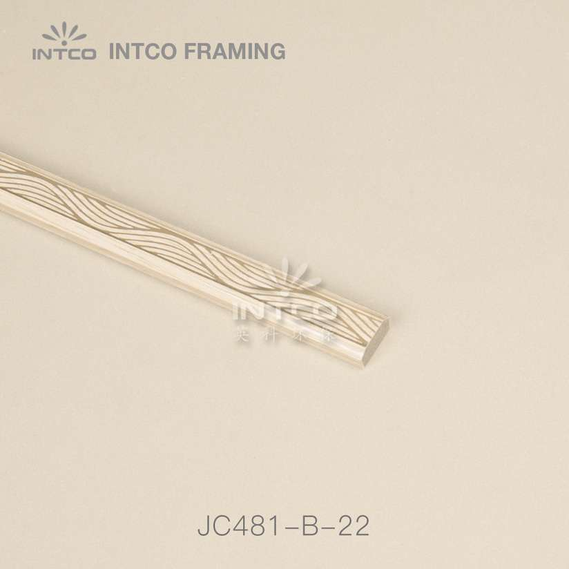 JC481-B-22 edging moulding supplier