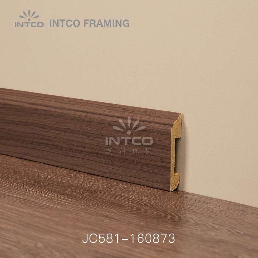 JC581-160873 PS baseboard moulding supplier