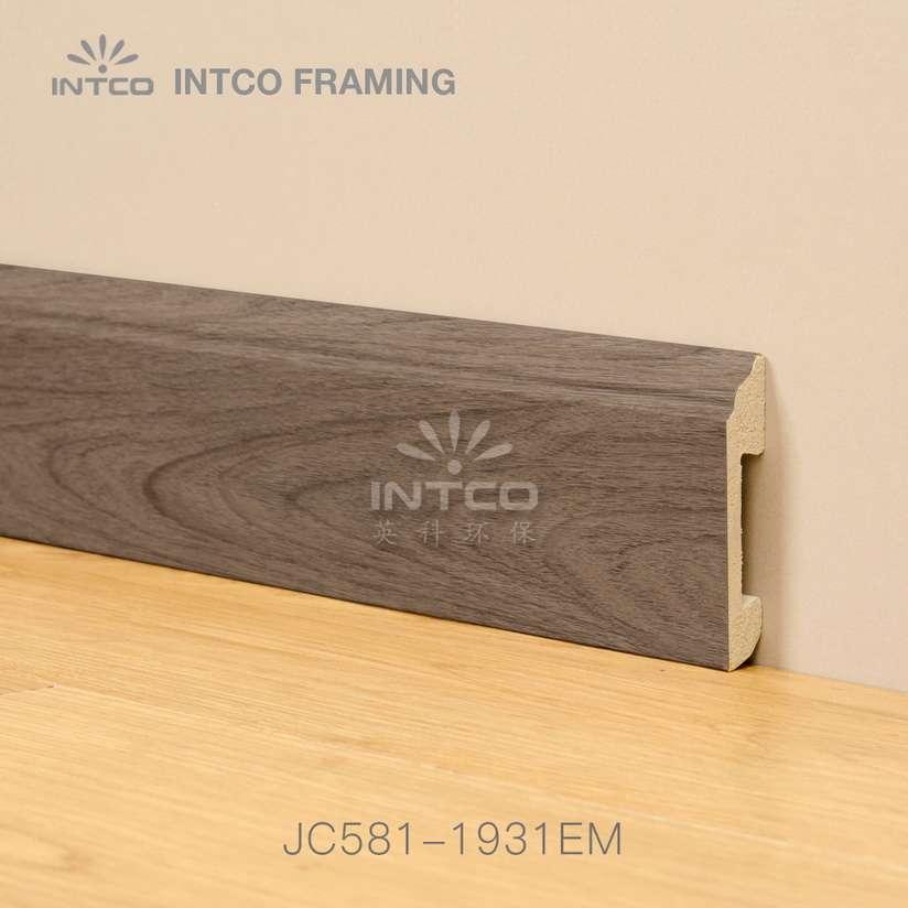 JC581-1931EM PS picture frame moulding for skirting boards