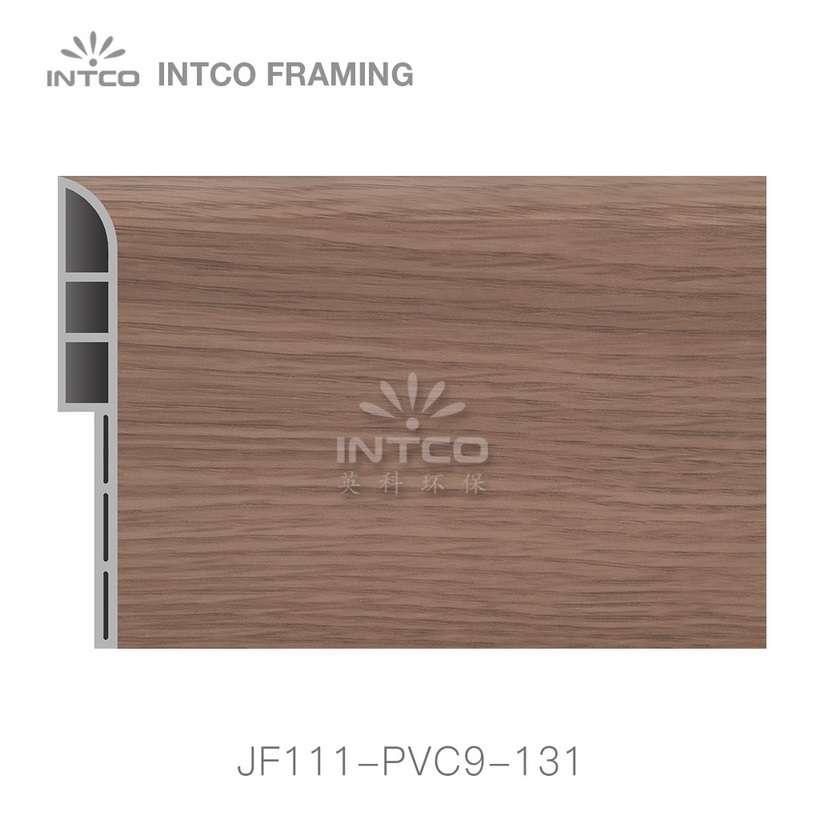 INTCO JF111-PVC9-131 PVC baseboard moulding for sale
