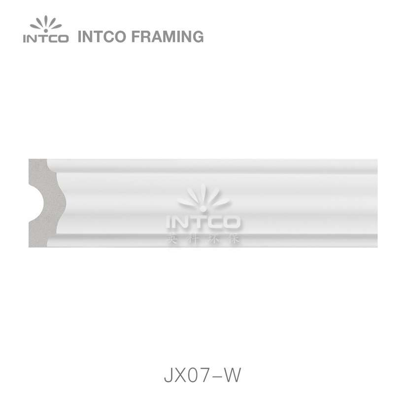 INTCO JX07-W edging moulding for sale