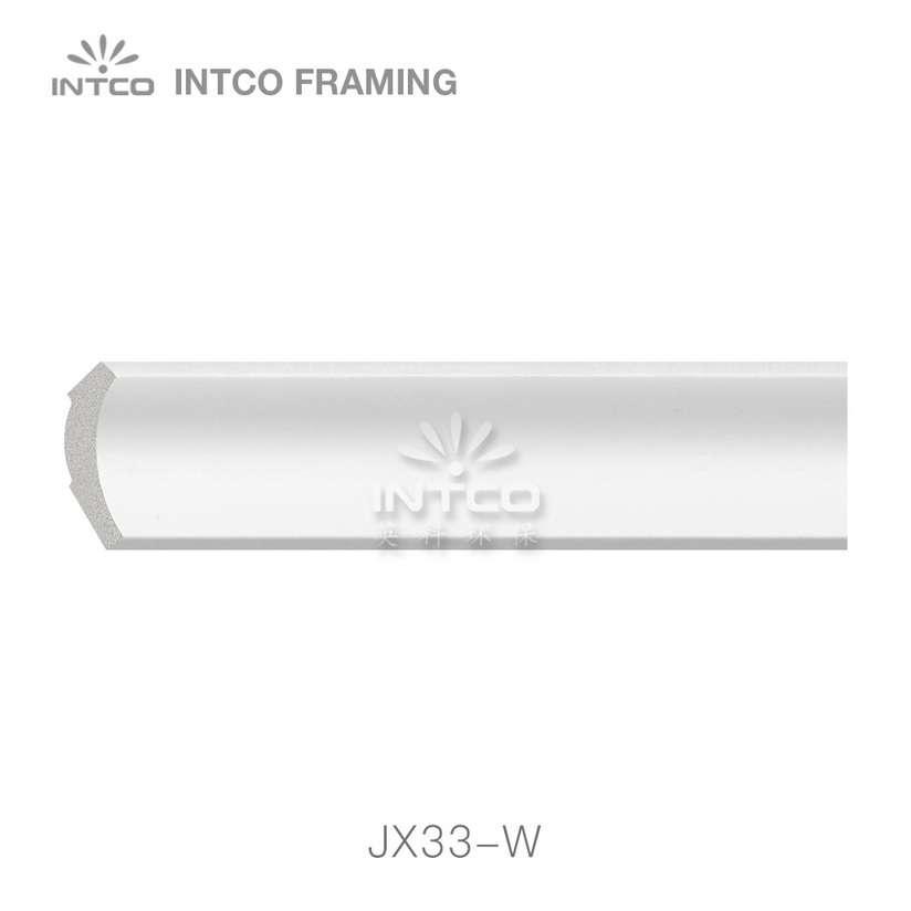 JX33-W crown moulding for sale