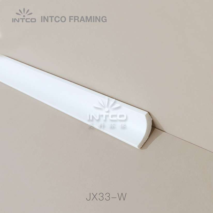 JX33-W crown moulding wholesale