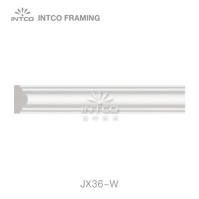 INTCO JX36-W edging moulding for sale